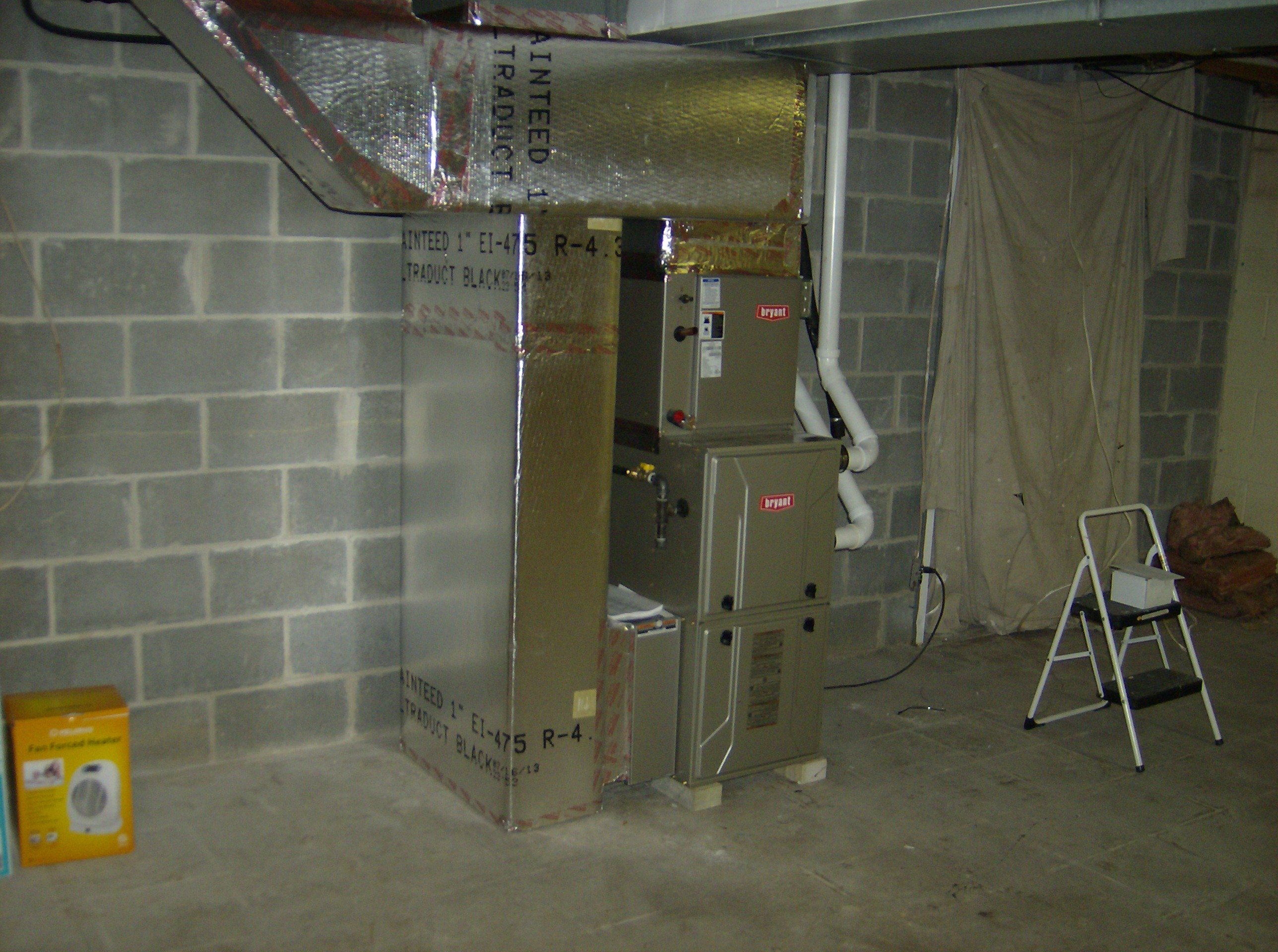 bryant 986t 2 stage gas variable speed blower furnace