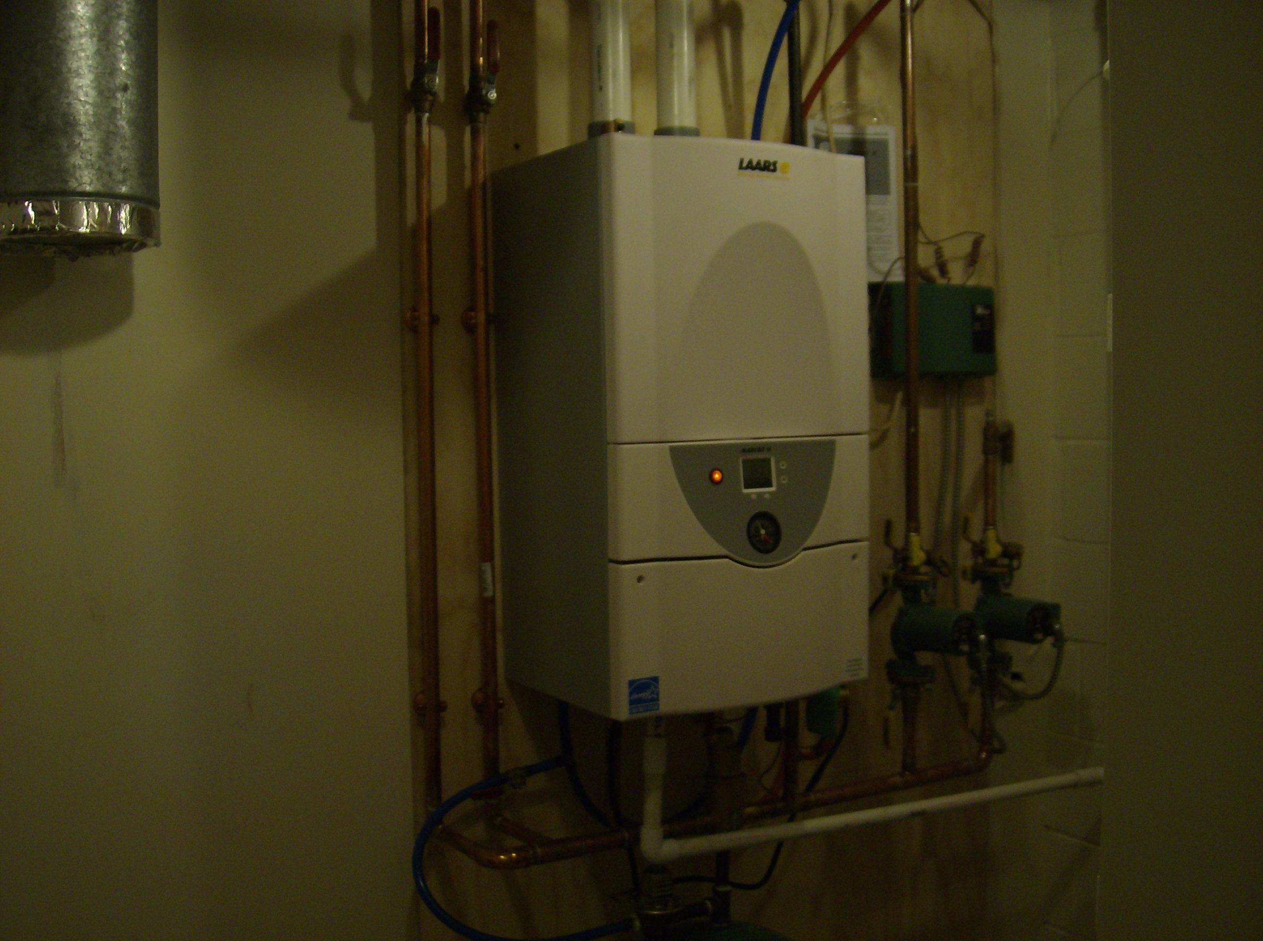 laars mascott ll gas combi boiler